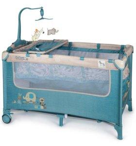 Кровать манеж baby ton