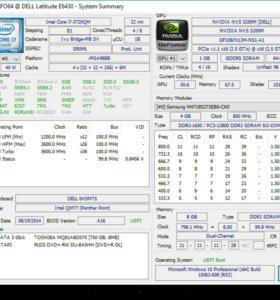 Мощный профессиональный ноутбук Core i7