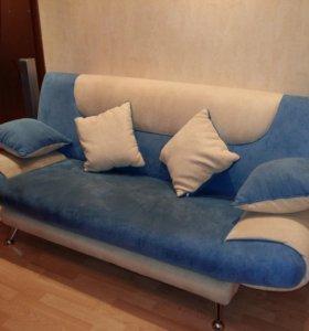 СРОЧНО отличный диван