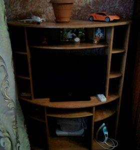 Тумбочка для телевизора на дачу.