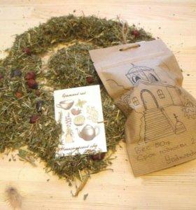 Крымский травяной чай. Подарок