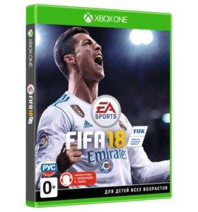 FIFA 18, NHL 18 на Xbox One и PlayStation 4 новые
