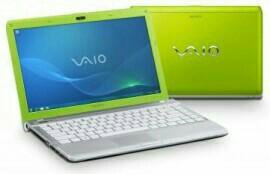 Ноутбук VPCY21M1R. В состоянии нового
