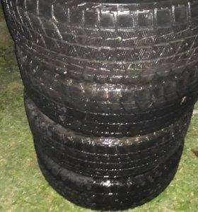 Bridgestone Blizzak R18