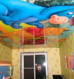 Натяжные потолки Балашиха