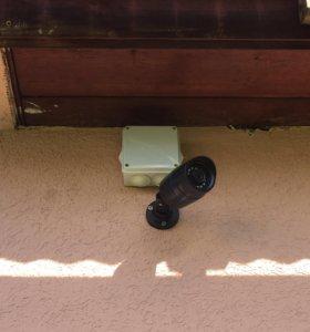Видеонаблюдение. Камеры, регистраторы