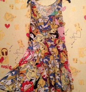 Платье Время Приключений
