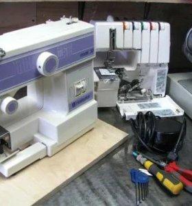 Ремонт швейной машиныы