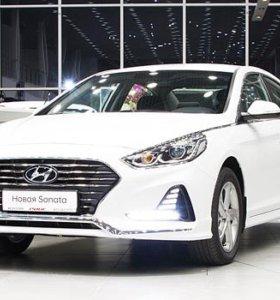Hyundai Sonata, 2017