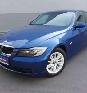 BMW 3 серия, 2007