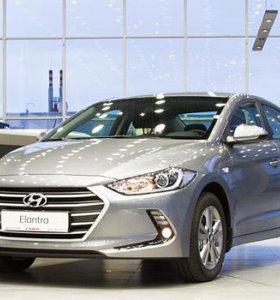 Hyundai Elantra, 2017