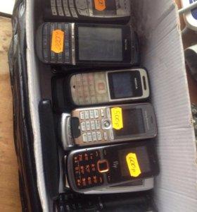 Сотовый телефон 500