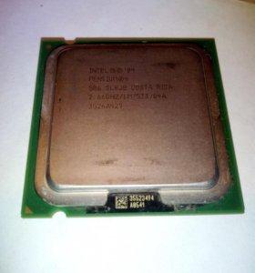 Intel Pentium-4