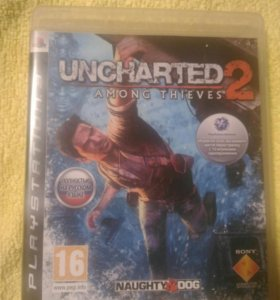 Uncharted 2 (Among Thieves) на PlayStation 3 (PS3)