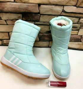 Новые,зима adidas