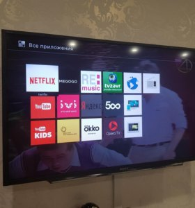 Жк телевизор Sony smart