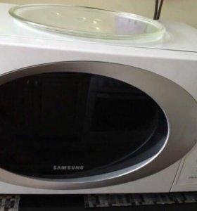 Samsung с тарелкой на запчасти