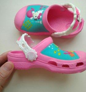 Новые, оригинал Crocs
