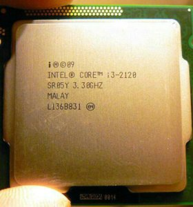 Intel core i3-2120 socket 1155