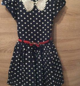 Платья для девочки разные