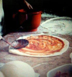 Вкусненькая пицца