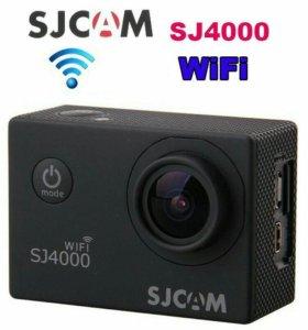 Экшн камера sjcam 4000 wifi