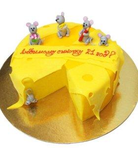 Десерты и заказ тортов