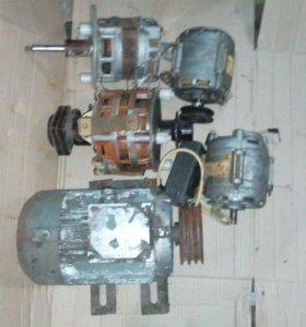 Электродвигатель 1,5квт