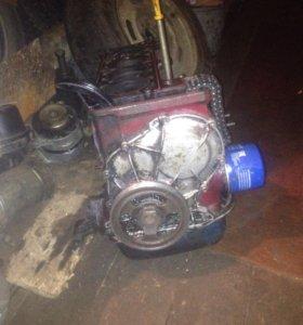 Двигатель ВАЗ 21213 Нива 1.7
