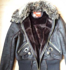 Куртка, дубленка женская