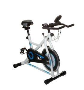 Велотренажер Spin Bike вертик инерционный ES-705
