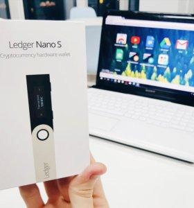 Ledger Nano S - лучший кошелек для криптовалюты!
