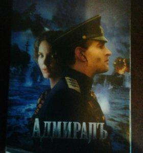 DVD диски с фильмами.