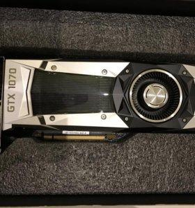 Видеокарта nvidia GeForce GTX 1070