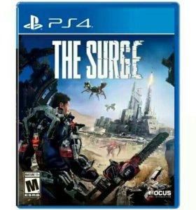 The Surge (PlayStation 4) Русские субтитры