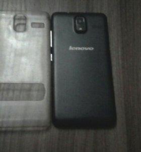 Телефон Ленова s580