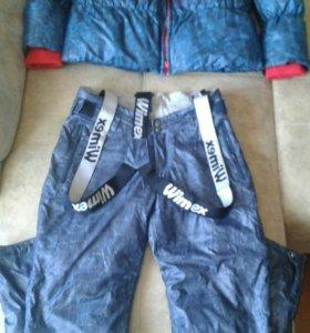 Лыжный костюм 48