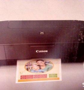 Принтеры canon,hp