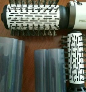 Фен Philips Dynamic Volume Brush HP8665