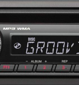 Sony CDX-GT240 MP3/CD-ресивер с Aux новый гар-я