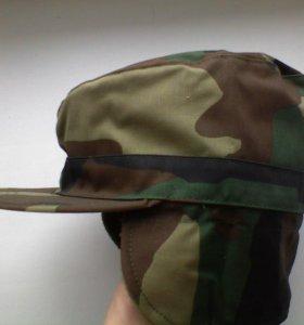 Кепка Cap, Combat, BDU W/Flaps