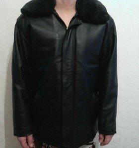 Куртка зимняя 52-54размер