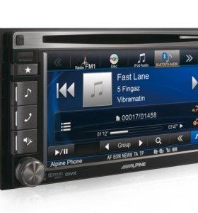 Продам мультимедийную систему Alpine IVE-W535BT