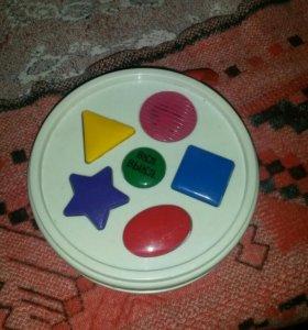 Детская игрушка барабан