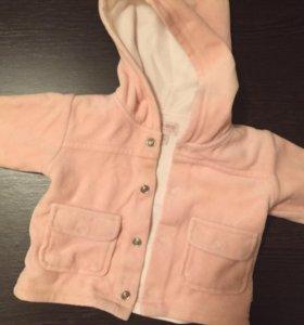Кофточки -курточки 56 р