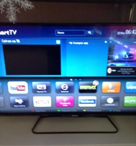 Телевизор смарт philips