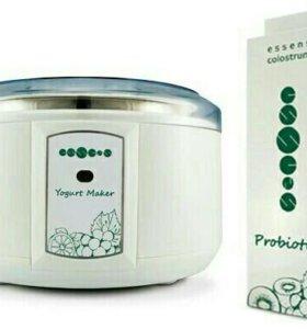 Йогуртница+ бактерии