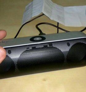 Беспроводная Bluetooth колонка NBY-18(MP3 player).