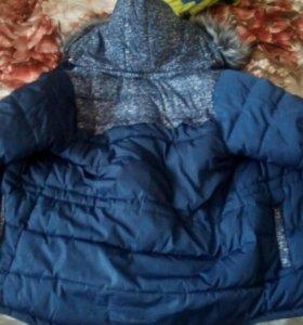 Парка(Куртка)зимняя