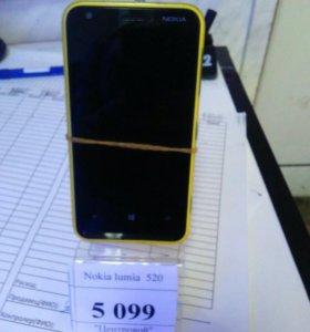 Телефон nokia lumia 520